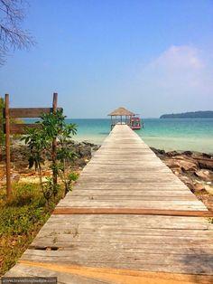 Cambodia - Sihanoukville - Beach Times and Island Paradise