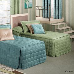 Camden Classic Fitted Bedspread Bedding