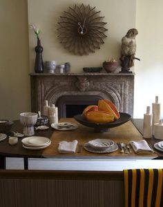 The home of Paula Greif.  Photography by Anita Calero and Gemma Comas.