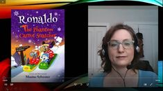 BOOK REVIEW Ronaldo The Phantom Carrot Snatcher by Maxine Sylvester in C...