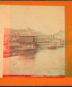 Panorama Cincinnati. 1865?-1895?
