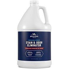 Pet Stain Odor Remover Eliminator Dog & Cats Urine Enzyme Powered 1 Gallon New #PetStainOdorRemover