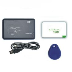 store product Long term production 125KHZ Frequency ID Card Reader ID Card Copy ID card number to write 229570_1032345591l