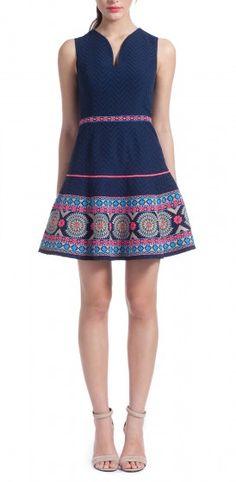 Alexandria Dress // Shoshanna