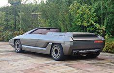 Sketchbook historic cars Pictures: 1980 Italia - Lamborghini ATHON - Carrozzeria Bert...