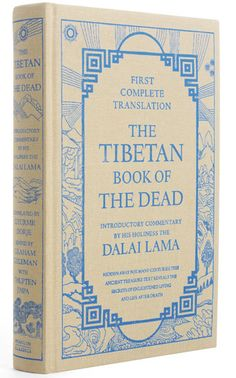 I love Coralie Bickford-Smith's book designs; and the idea of reading the Tibetan Book of the Dead ofc.