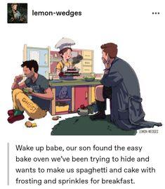 Supernatural Pictures, Supernatural Fan Art, Castiel, Spn Memes, Stupid Memes, Destiel Fanart, Trail Of Tears, Cockles, Great Love Stories