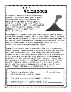 volcano theme unit valcanoes printables worksheets social studies inc holiday and theme. Black Bedroom Furniture Sets. Home Design Ideas