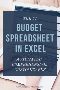 My monthly budget worksheet (in Excel) will help you create your budget step by step. It will then track and manage your spend against the budget you set. Household Budget Spreadsheet, Budget Worksheets Excel, Monthly Budget Spreadsheet, Monthly Budget Worksheet, Excel Budget, Budgeting Worksheets, Living On A Budget, Frugal Living, How To Get Better