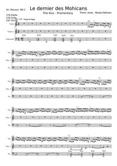 Promentory - Last of the Mohicans | MuseScore.com - piano music