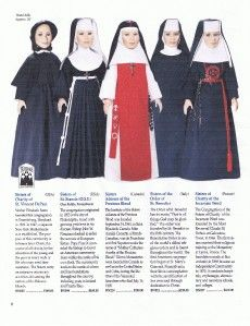 Blessings Nun Dolls | Habits Catalog Copy Blessing Nun Dolls Pics 40 Orders | eBay