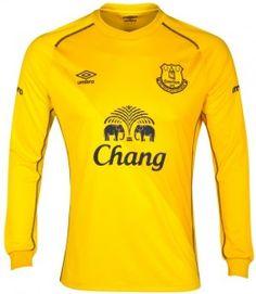 Yellow EFC Goalkeeper Kit 14 15 ffb049df8
