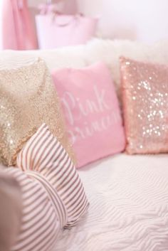 Pink and more pink!