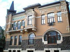 Петербург: Особняк А. Молчалина и М. Савиной