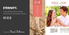 6 Best #Free & Premium #Wedding #Themes for #WordPress   @scoopit http://sco.lt/5iRizJ