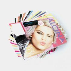 Printdesign, Beautymagazin – Layout, Bildbearbeitung, Lektorat, Reinzeichnung