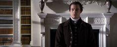 """John Davinier [Sam Reid], still from """"Belle""""."""