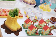 Atelier de Festas: Festa Peppa Pig - Pocket Party