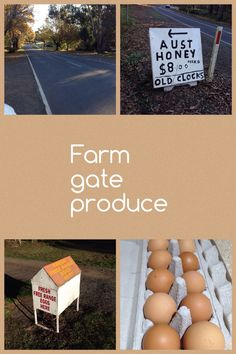 Buying farm gate produce is a fantastic way to save great whilst getting fresh produce and supporting local farmers