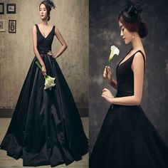 New Black Retro Evening Quinceanera Dresses Formal Prom Party Cocktail Ball Gown #victor10188 #BallGown #Cocktail
