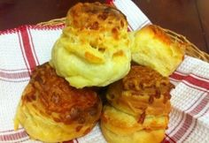 Hungarian Recipes, Savory Snacks, Scones, Baked Potato, Mashed Potatoes, Sandwiches, Food And Drink, Cheesecake, Breakfast