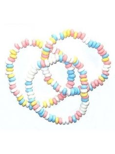 Collier de bonbons -  Lot de 3