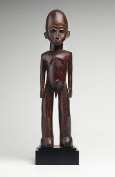 Lobi Bateba Phuwe Figure, Burkina Faso