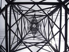 The geometric shapes when looking up through a pylon. I like the perspective of the piece. Shape Photography, Photography Editing, Street Photography, Geometric Sculpture, Geometric Shapes, Camera Techniques, Minimal Architecture, Source Of Inspiration, Geometry
