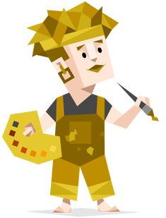 """""""Adventurer"""" ISFP  Flexible and charming artists, always ready to explore and experience something new."""