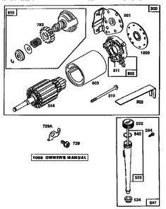 BRIGGS & STRATTON ENGINE BRIGGS AND STRATTON Parts | Model 289707018601 | Sears PartsDirect