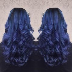 Arctic Fox hair color is vibrant, long-lasting, semi-permanent, hair dye that is made in the USA. We are vegan, cruelty-free and contain added conditioners. Vibrant Hair Colors, Hair Dye Colors, Colorful Hair, Hair Colour, Semi Permanent Hair Color, Demi Permanent, Dark Blue Hair, Arctic Fox Hair Color, Colored Curly Hair
