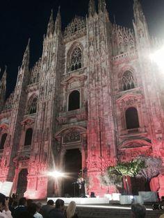 Il Duomo in una serata speciale 18 maggio 2015