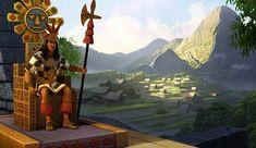 Inca, soberano absoluto del Imperio Incaico.
