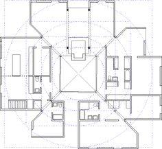goldenberg house  - unbuilt - 1959