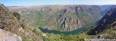 Mirador Peña del Águila: un balcón a las Arribes del Duero | Naturaleza Sobre Ruedas