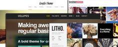 10 Professional WordPress Portfolio Themes