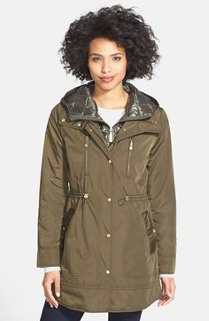 Vince Camuto Coat with Removable Hooded Insert available at #Nordstrom
