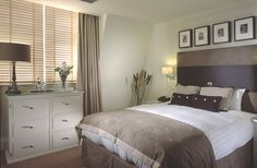 Master Bedroom Ideas in Modern Style Picture