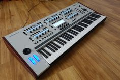 MATRIXSYNTH: John Bowen Solaris Synthesizer SN 00213