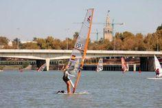 España. XVII Trofeo C.N. Sevilla de Windsurf.