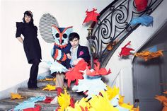Lilly Wood & The Prick, photo by Thierry Lebraly and design by Christopher Jarratt.