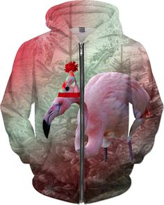 Check out my new product https://www.rageon.com/products/christmas-flamingo-hoodie on RageOn!