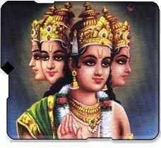 El Blog de Emilia emiorcu.blogspot.com228 × 209Buscar por imagen Brahma es el dios creador que funda de nuevo el universo cada ciclo del mundo. En la actualidad no es adorado de forma independiente. Se le representa con cuatro cabezas simbolizando que