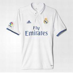Primera Equipacion Camiseta Real Madrid 2016-2017