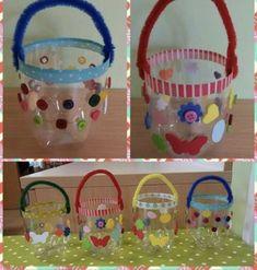 Most Fun and Easy Preschool Easter Crafts for Creative Kids – DIY & Hacks – Best Crafts Diy Crafts To Sell, Diy Crafts For Kids, Fun Crafts, Kids Diy, Sell Diy, Decor Crafts, Easter Crafts For Toddlers, Toddler Crafts, Back To School Crafts
