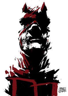 Daredevil •Mike Kevan