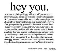 HEY, YOU!