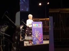 Rita Moreno accepting her award as 2019 Bronx Children's Museum Honoree. En La Escena / On the Scene covers everything Latino, in North America, South, Centr. Central America, North America, Rita Moreno, Children's Museum, Caribbean, Awards, Film, Scene, Movies