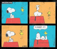 Lunch break with Snoopy and Woodstock! #Snoopy #Woodstock #Peanuts