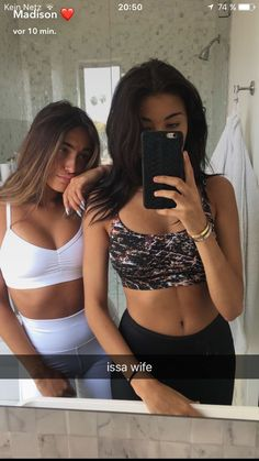 Claudia tihan and madison beer